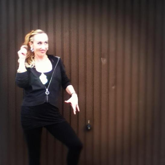 Professional Badass Ivana Van Der Fluf