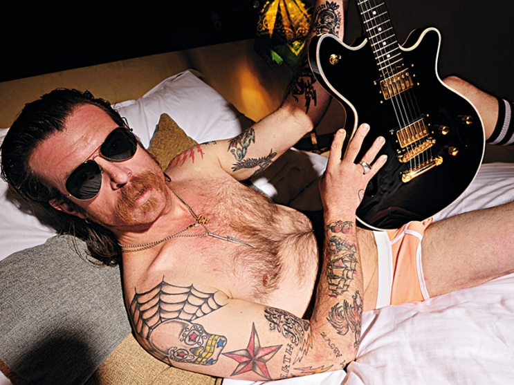 Jesse Hughes - Boots Electric
