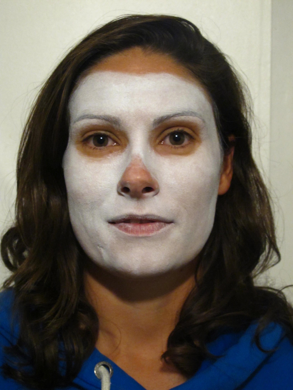 Sugar Skull Face Paint Tutorial | CoochieCrunch