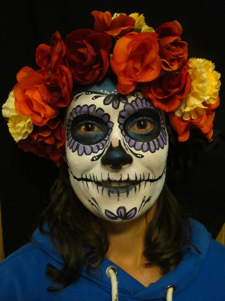 Sugar Skull (c) Alana Dunlevy