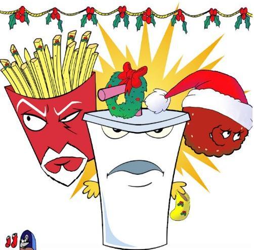 Aqua Teen Hunger Force Christmas