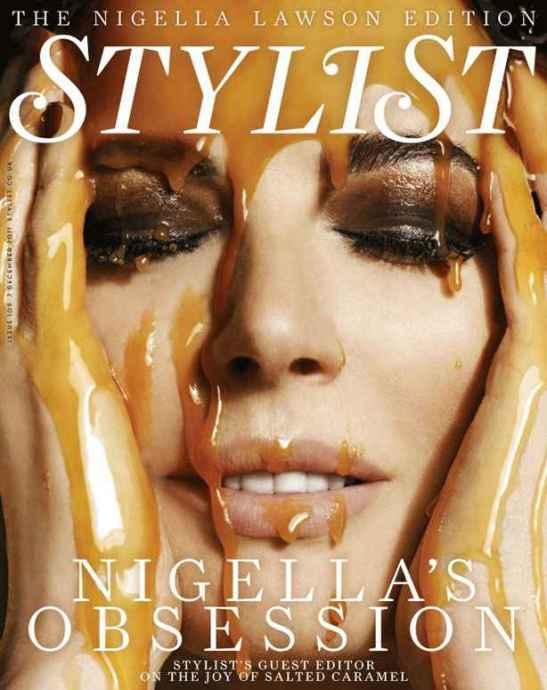 Sticky Nigella