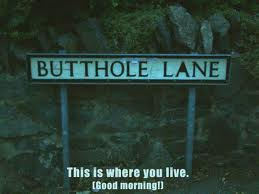 I think I've met a few people who live here.