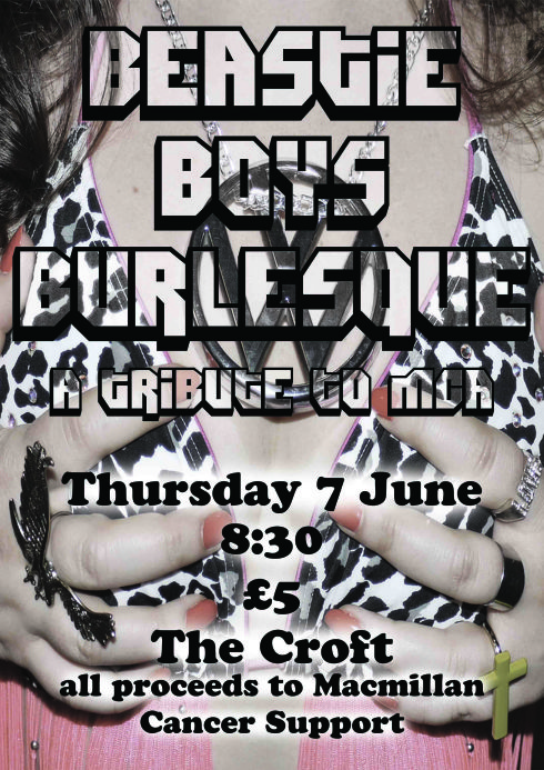 Beastie Boys Burlesque