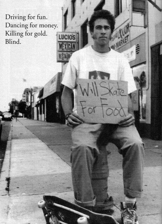 Jason Lee (c) Blind
