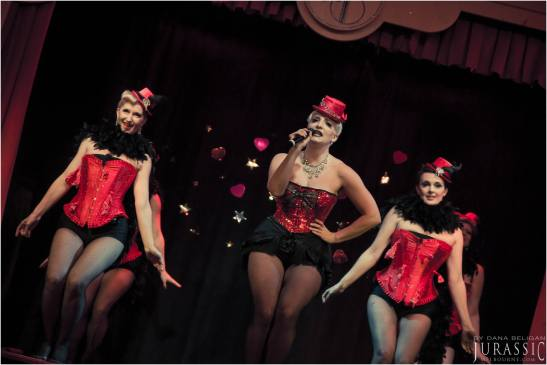 Sapphira & Her Showgirls (c) Dana Beligan