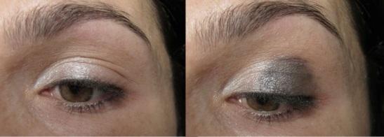 Smokey Eyes Step 1 (c) Alana Dunlevy