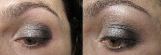 Smokey Eyes Step 3 & 4 (c) Alana Dunlevy
