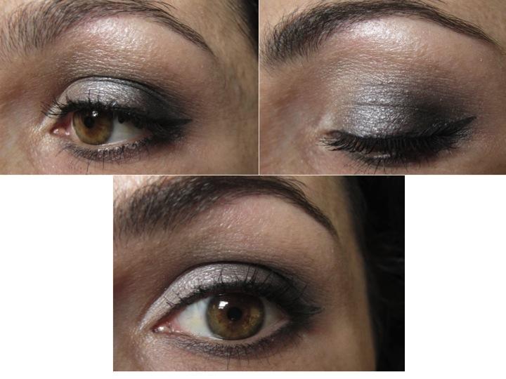 Smokey Eyes Step 5 & 6 (c) Alana Dunlevy