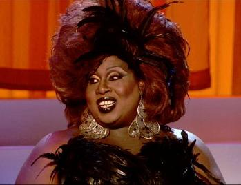 """It's okay to make mistakes, it's okay to fall down. Get up, look sickening, and Make Them Eat It!"" Latrice 'Motherfuckin' Royale"