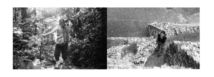 Palenque, Mexico (c) Clémentine Schneidermann