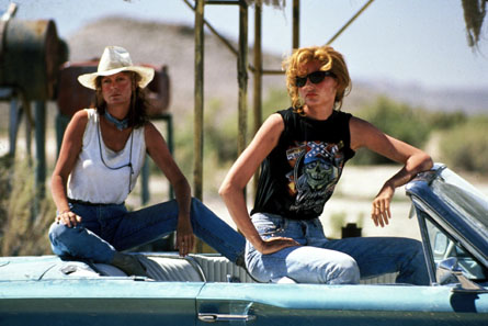 Thelma & Louise - The Ultimate Car Poolers