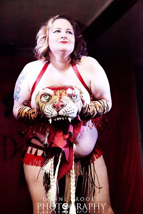 Tiger Tiger in Manticore (c) Danni Brookes Photography
