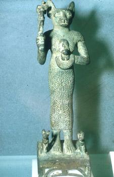 Bastet - Goddess of Pefume