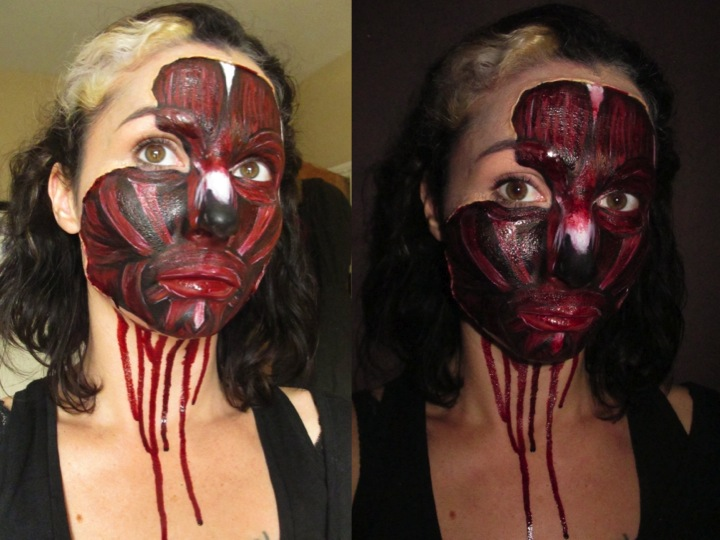 Skinless Face Step 3 (c) Alana Dunlevy