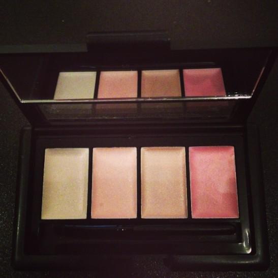 The E.L.F. Shimmer Palette (c) Tuesday Laveau