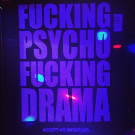 Psycho:Drama (c) Tuesday Laveau