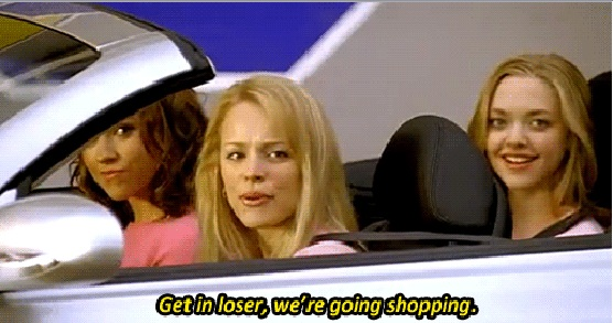 Get in loser, we're going to Fabricland