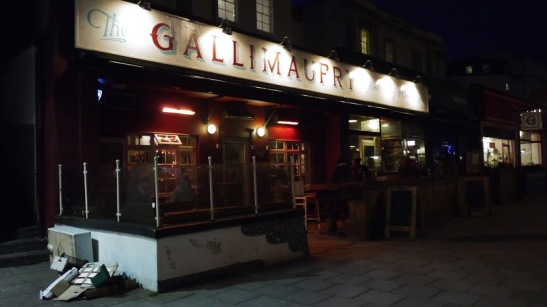 Gallimaufry, Stokes Croft, Bristol (c) Ally Katte