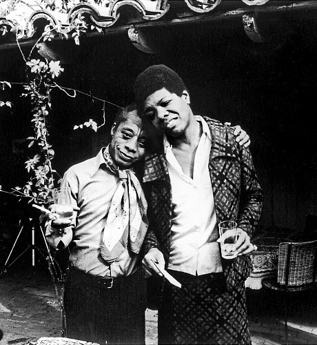 James Baldwin & Maya Angelou