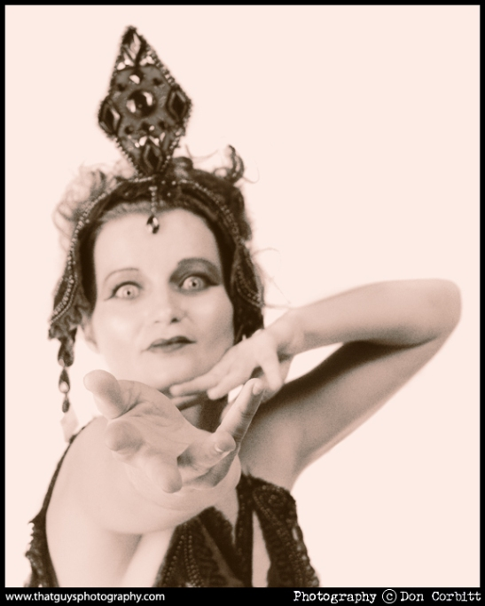 Kitty Twist's Anita Berber tribute (c)