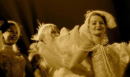 Nona Narcisse, Trixie Minx & Kitty Twist (c) Michael Dardant