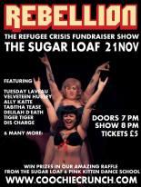 REBELLION - The Refugee Fundraiser Show