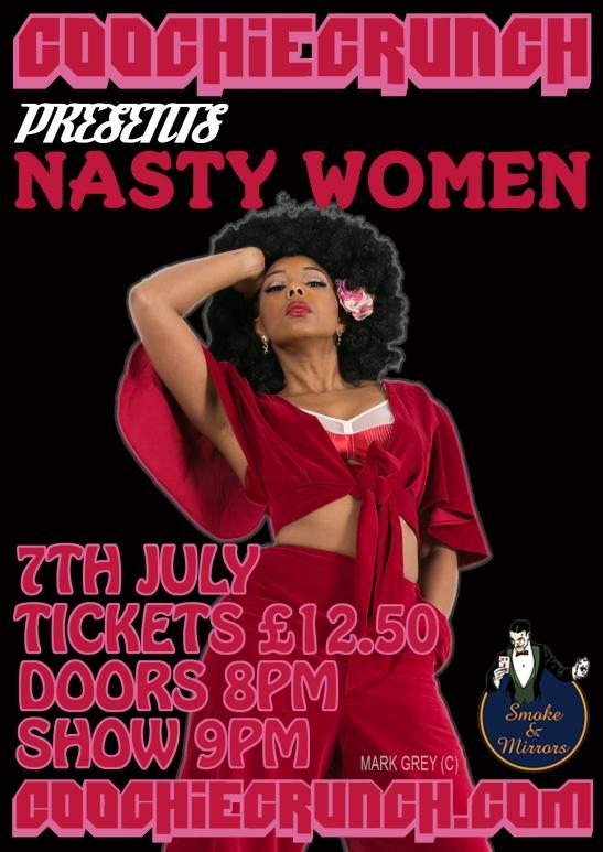 Nasty Women Show Poster