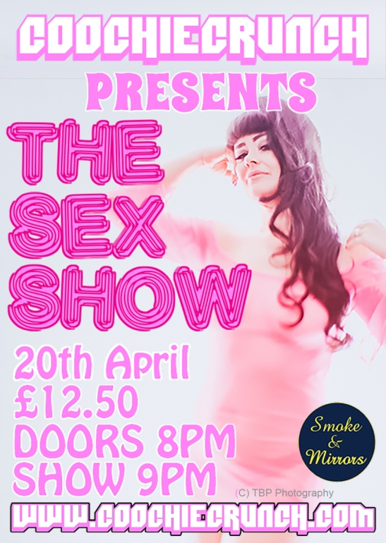 The Sex Show Poster